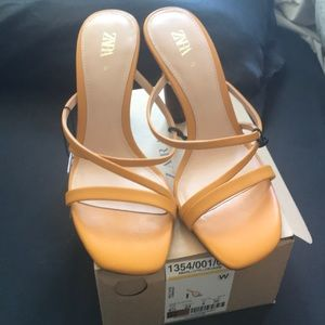Heeled Sandals (Mules)